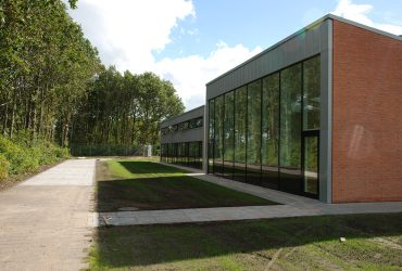 Sct. Jørgens skole tilbygning Holstebro