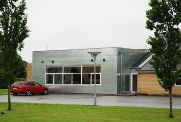 Fagforeningshus tilbygning